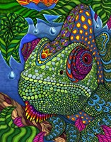 The Chameleon Fine-Art Print