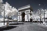 The Arc de Triomphe Fine-Art Print