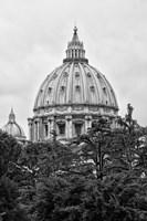 St Pierre de Rome Basilica Fine-Art Print