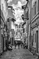 Historic street of Rome Fine-Art Print