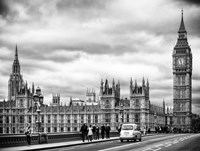 Palace of Westminster and Big Ben Fine-Art Print
