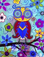 The Judicious Owl Fine-Art Print