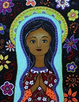 Our Lady Of Guadalupe I Fine-Art Print