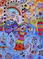 Mexican Fiesta II Fine-Art Print
