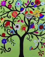 Special Tree Of Life Whimsical Fine-Art Print