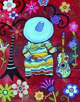 Resting Mariachi Fine-Art Print