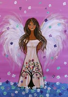 Maddie's Guardian Angel Fine-Art Print