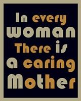 Caring Mother Fine-Art Print
