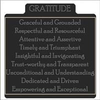 Gratitude 1 Fine-Art Print