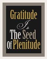 Gratitude 2 Fine-Art Print