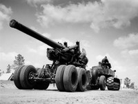 1940s Army Track Laying Vehicle Fine-Art Print