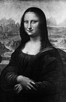 Leonardo Da Vinci'S Mona Lisa 16Th Century Painting Fine-Art Print