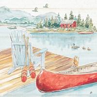 Lake Moments III Fine-Art Print