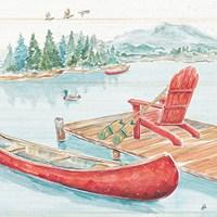 Lake Moments IV Fine-Art Print