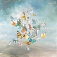 Beautiful Butterflies Fine-Art Print