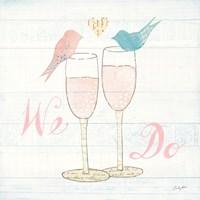 Lovebirds IV Fine-Art Print