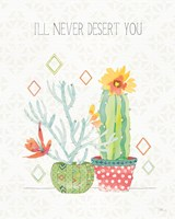 Sweet Succulents V Fine-Art Print