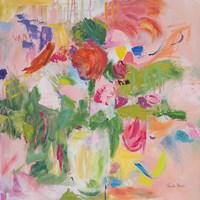 Pink Impressionism Fine-Art Print