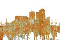Tucson Arizona - Rust Fine-Art Print
