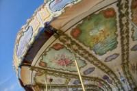 Nautical Carousel Of  Saint-Malo Fine-Art Print