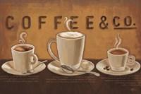 Coffee and Co VI Fine-Art Print