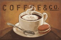 Coffee and Co V Fine-Art Print