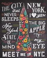 Travel Blossoms II Fine-Art Print