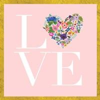 Groovy Love Fine-Art Print