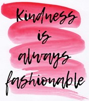 Kindness Fine-Art Print