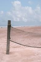 Beach Volleyball Net Fine-Art Print
