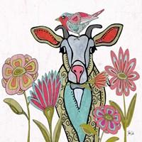 Goat II Fine-Art Print