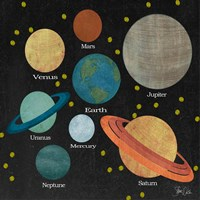 Planet - Center of the Universe Fine-Art Print
