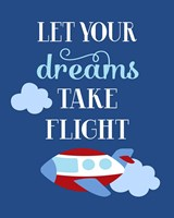 Let Your Dreams Take Flight Fine-Art Print