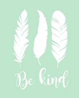 Be Kind Fine-Art Print