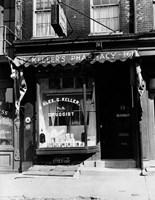 1930s Pharmacy Storefront Fine-Art Print