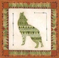 Lodge Coyote Fine-Art Print