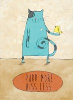 Purr More Fine-Art Print