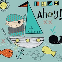 Anchors Away Fine-Art Print