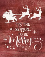 Season to be Merry Fine-Art Print