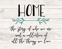 Home Fine-Art Print