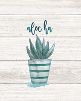 Aloe Ha Fine-Art Print