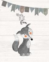 Clever Little Fox Fine-Art Print