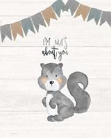 I'm Nuts Fine-Art Print