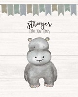 You Are Stronger Fine-Art Print