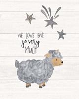 We Love Ewe Fine-Art Print