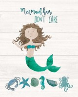 Mermaid Hair Fine-Art Print