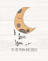 To the Moon Fine-Art Print