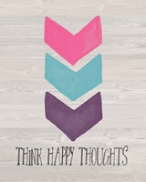 Think Happy Thoughts Fine-Art Print