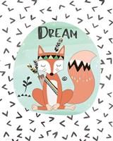Dream Fox Fine-Art Print