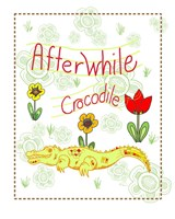 Afterwhile Crocodile Fine-Art Print